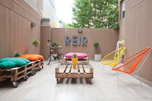Fijne Tuin Inrichting : De fijne patio tuin van javier interieur inrichting