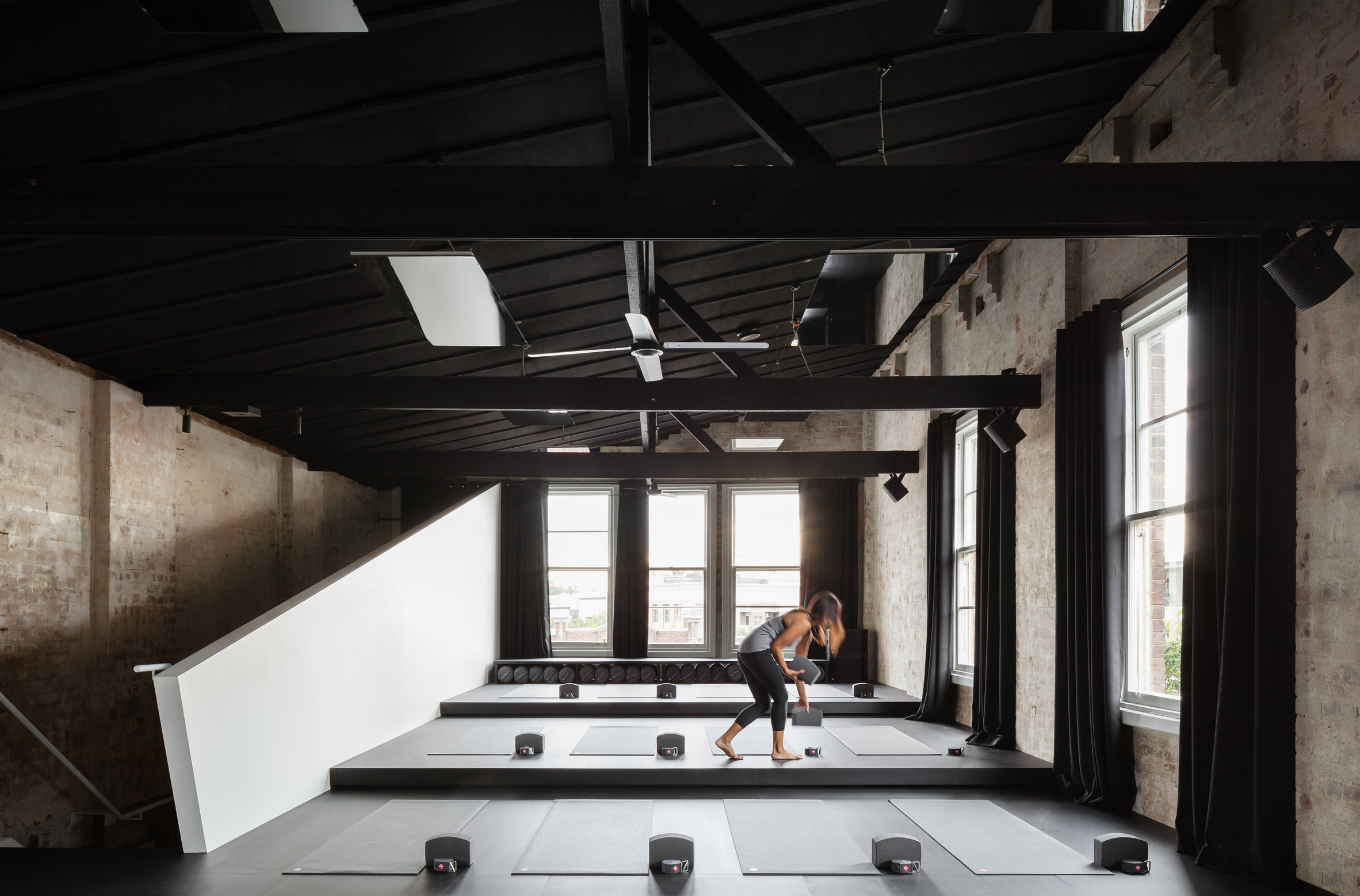 De mooiste yoga studio ter wereld!