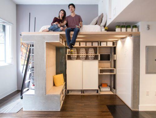 5 tips voor een sfeervolle kamer interieur inrichting - Een klein appartement ontwikkelen ...