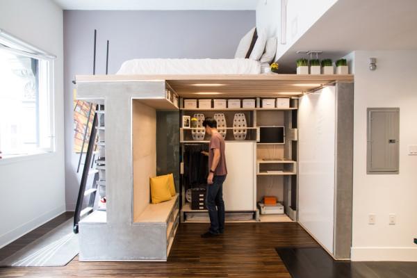 De perfecte meubel voor een klein appartement