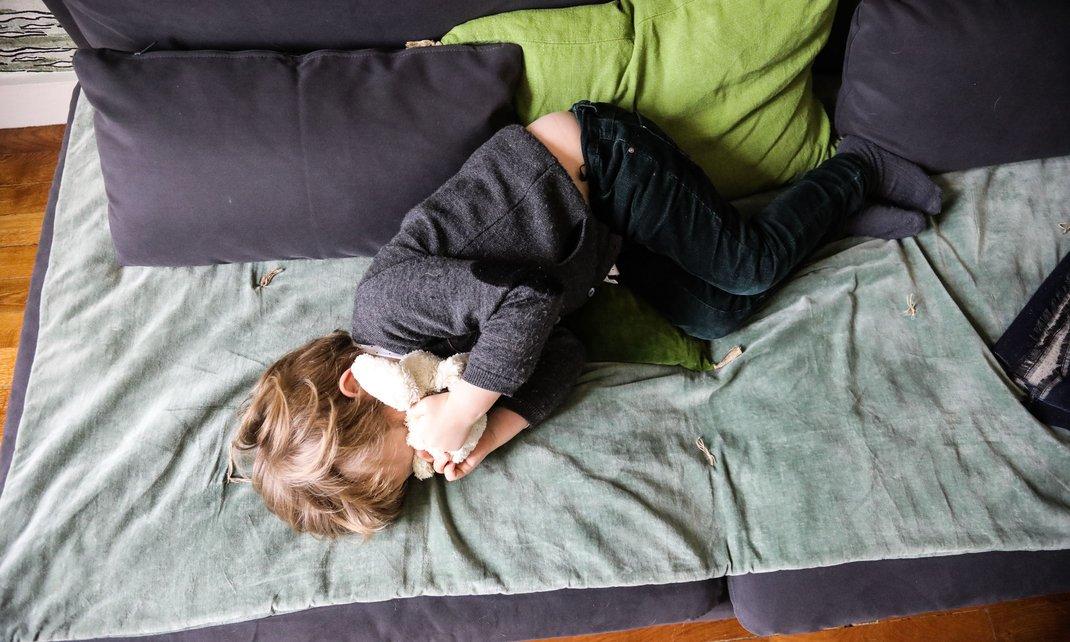 De stoere kinderkamer van 4-jarige Auguste