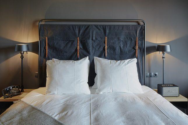 Hotel Chique Slaapkamer : De stoere slaapkamers van The Duke Boutique ...