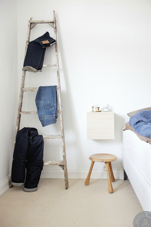 10x decoratie ladder interieur inrichting - Decoratie interieur trap ...