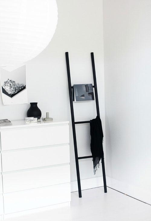 ladder idee?n voor je verzameld heb jij ook een decoratie ladder~ Ladder Voor Badkamer