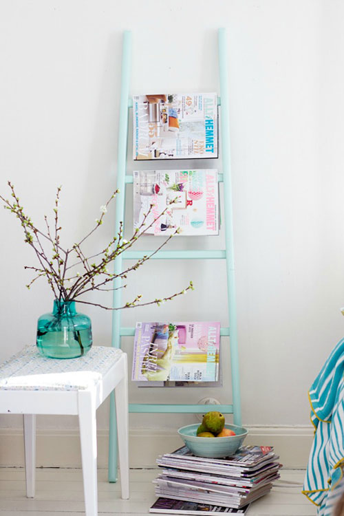 10x decoratie ladder | interieur inrichting, Deco ideeën