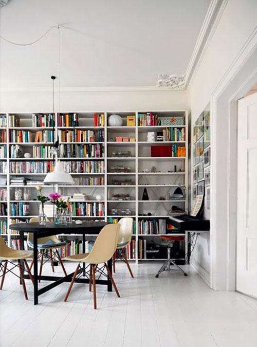 Deense interieur van architect Friederike Faller | Interieur inrichting