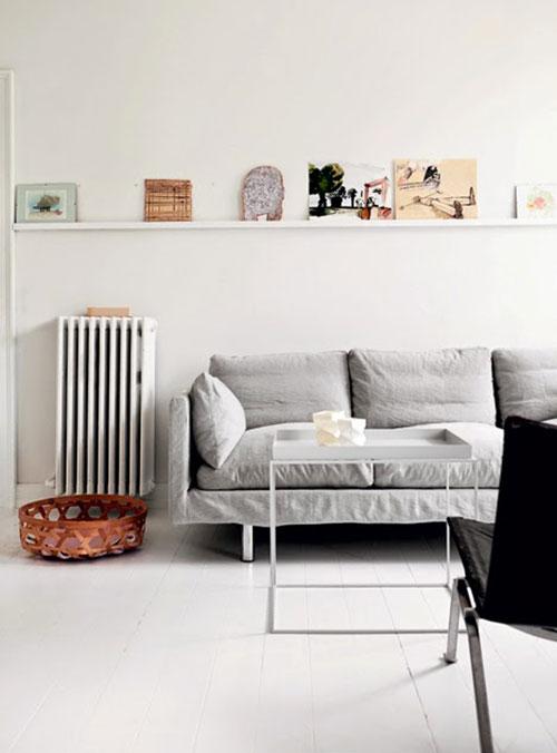 Deense interieur van architect Friederike Faller