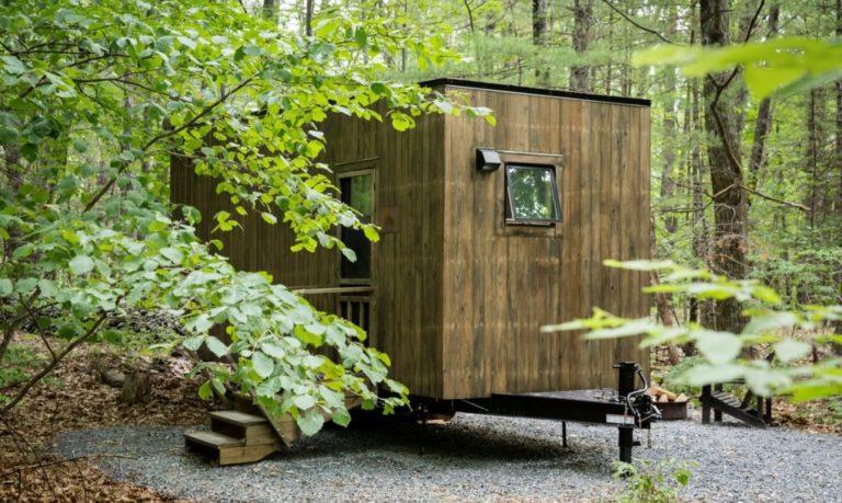 Desgin caravans voor de natuurliefhebbers van New York