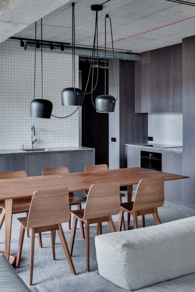 designer hanglamp keuken