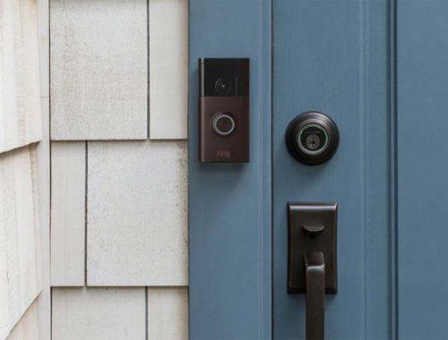 deurbel met camera voordelen