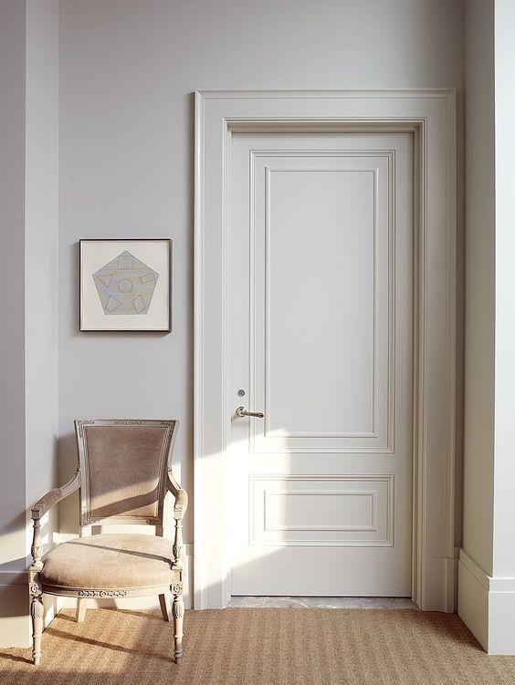 deuren en kozijnen zelfde kleur