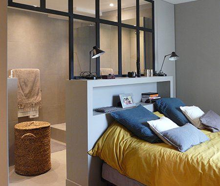 Deze slaapkamer suite lijkt nu op de kamer van een designhotel!