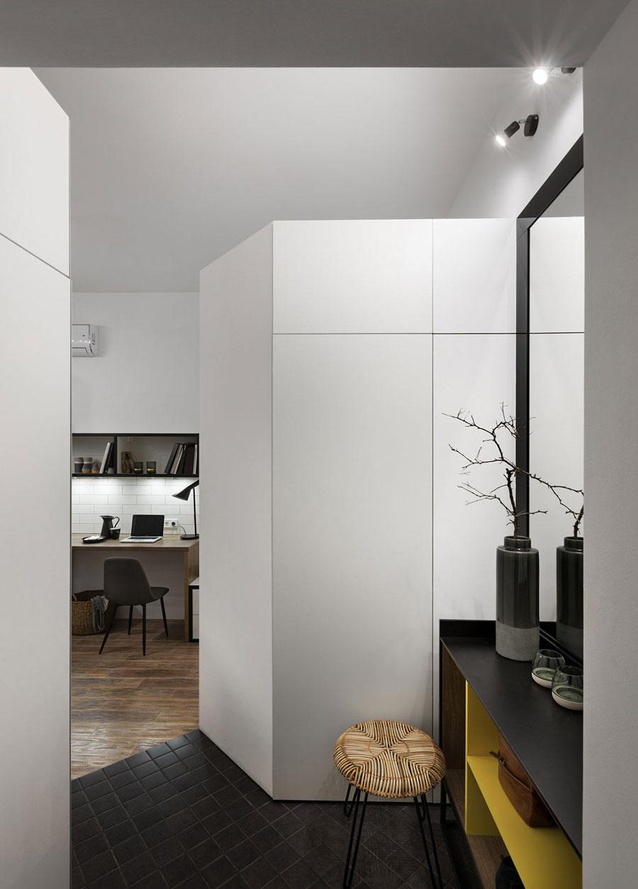 Dit studio appartement van 17m2 is ingericht als de ideale studentenkamer!