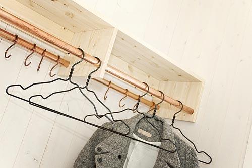 DIY garderobekast