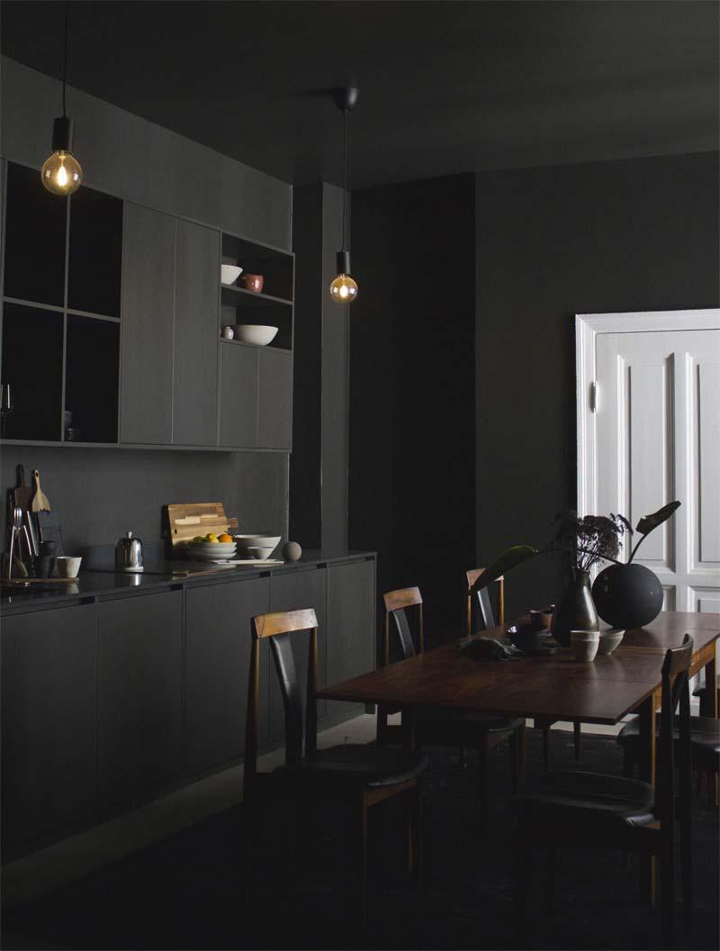 12x Donkere Keuken Inspiratie Interieur Inrichting