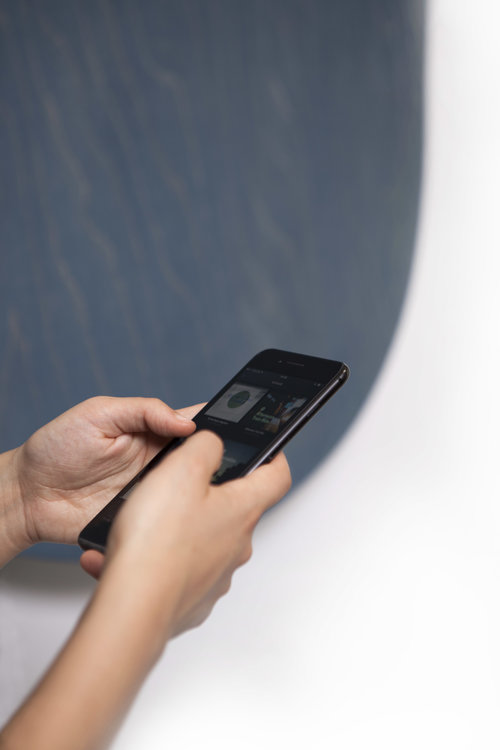 Draadloze Bluetooth speaker van Room One