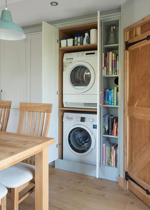 Wasmachine In Keuken Tips Ideeën Mooie Inspiratie