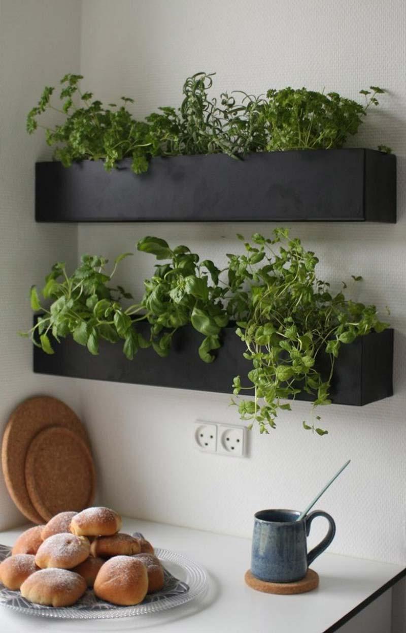 duurzaam wonen verticaal tuinieren