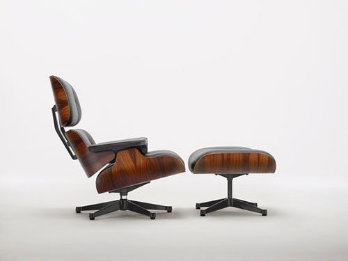Eames lounge chair ottoman