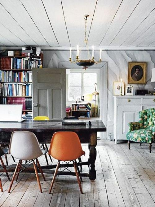 Eames replica stoel