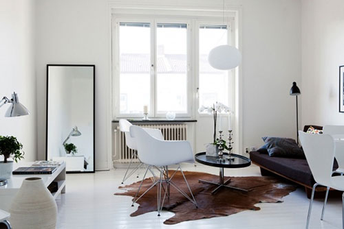 eames stoel interieur inrichting