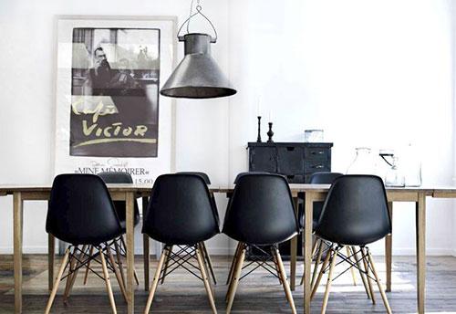 Eames Stoel Interieur Inrichting