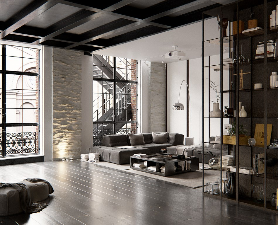 Interieur Loft New York Of Een Chte Industri Le Loft Uit New York Interieur Inrichting