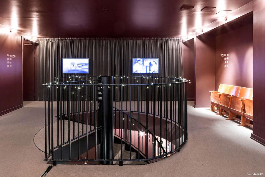 Exclusief turnkey appartement boven een bioscoop!