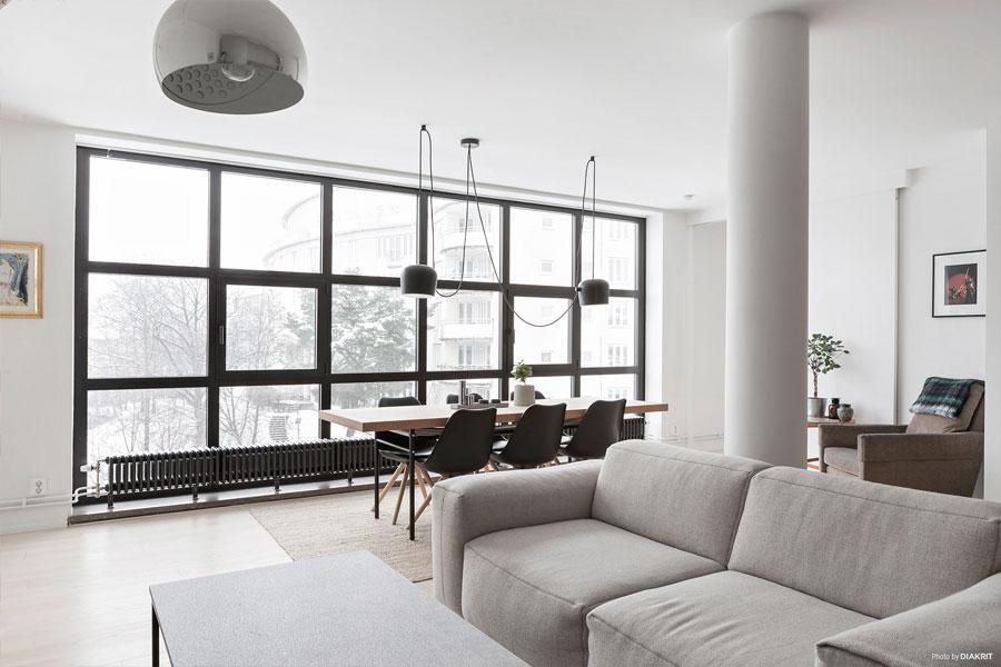 Exclusief turnkey appartement boven een bioscoop interieur