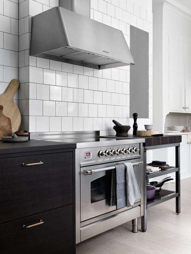 Exclusieve keuken Bistro van het Zweedse Ballingslöv