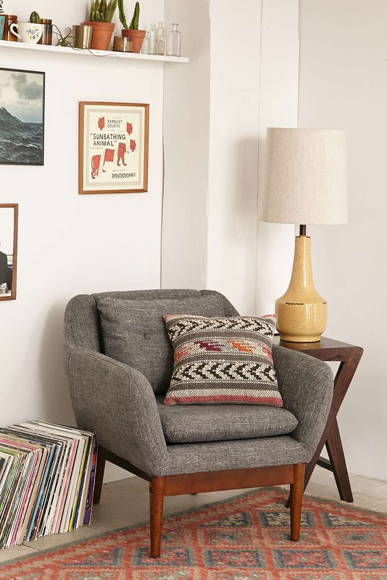 Fauteuil woonkamer
