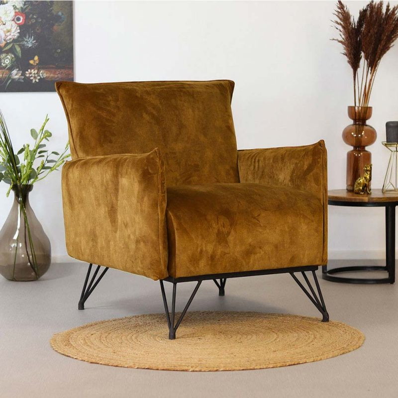 fauteuil in interieur
