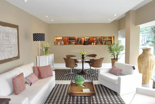 Feng shui woonkamer  Interieur inrichting