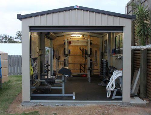 Fitness garage