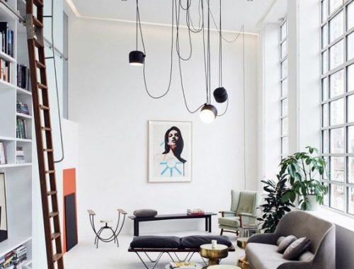 lampen interieur inrichting