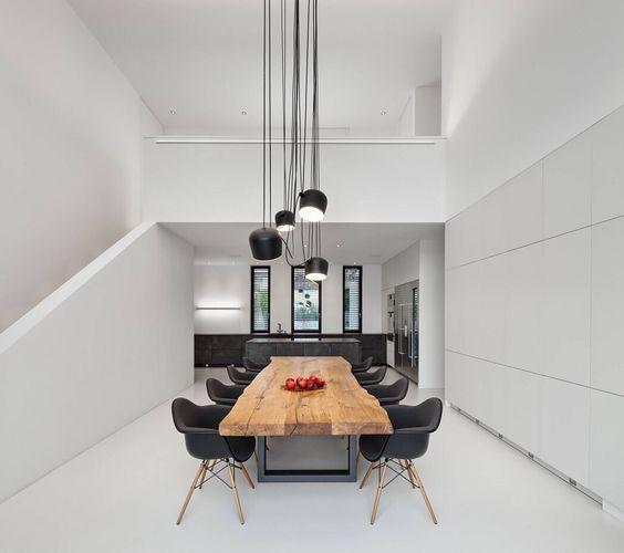 flos-aim-hanglamp-boven-eettafel