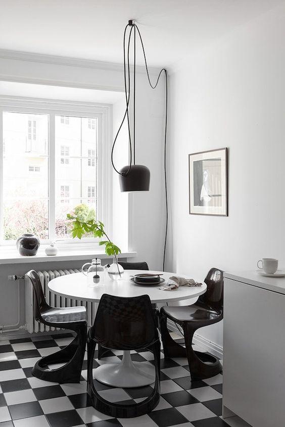 flos-aim-hanglamp-ronde-eettafel