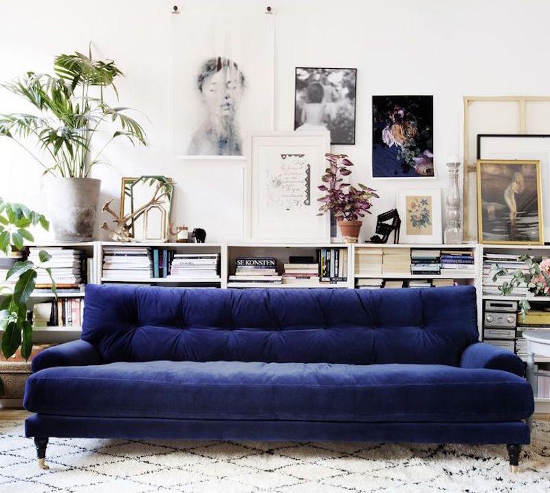 8x Fluweel in je interieur   Interieur inrichting