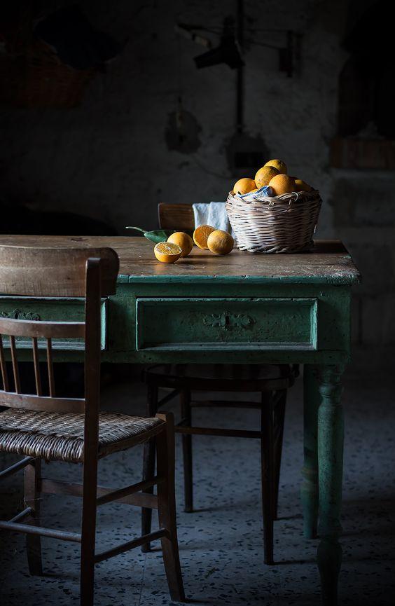 Fruit in je interieur