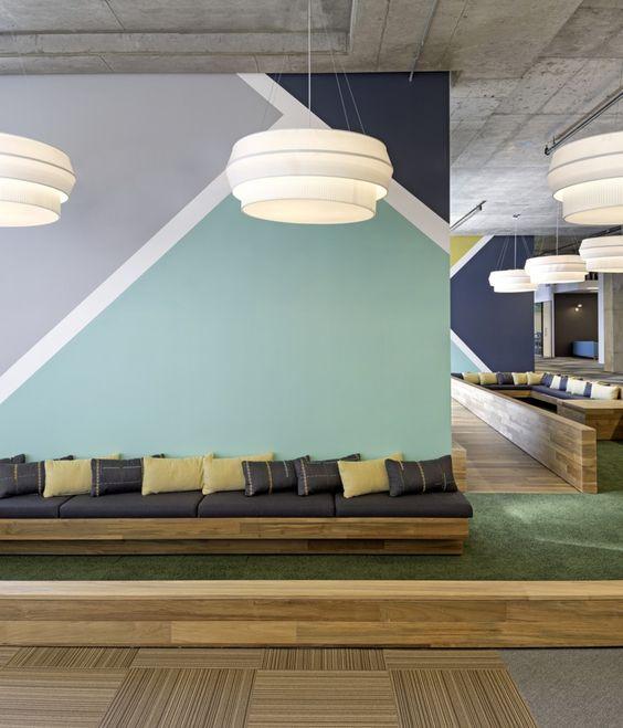 geometrische-vormen-muur-kantoor