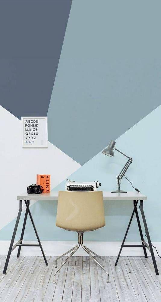 geometrische-vormen-muur-werkplek
