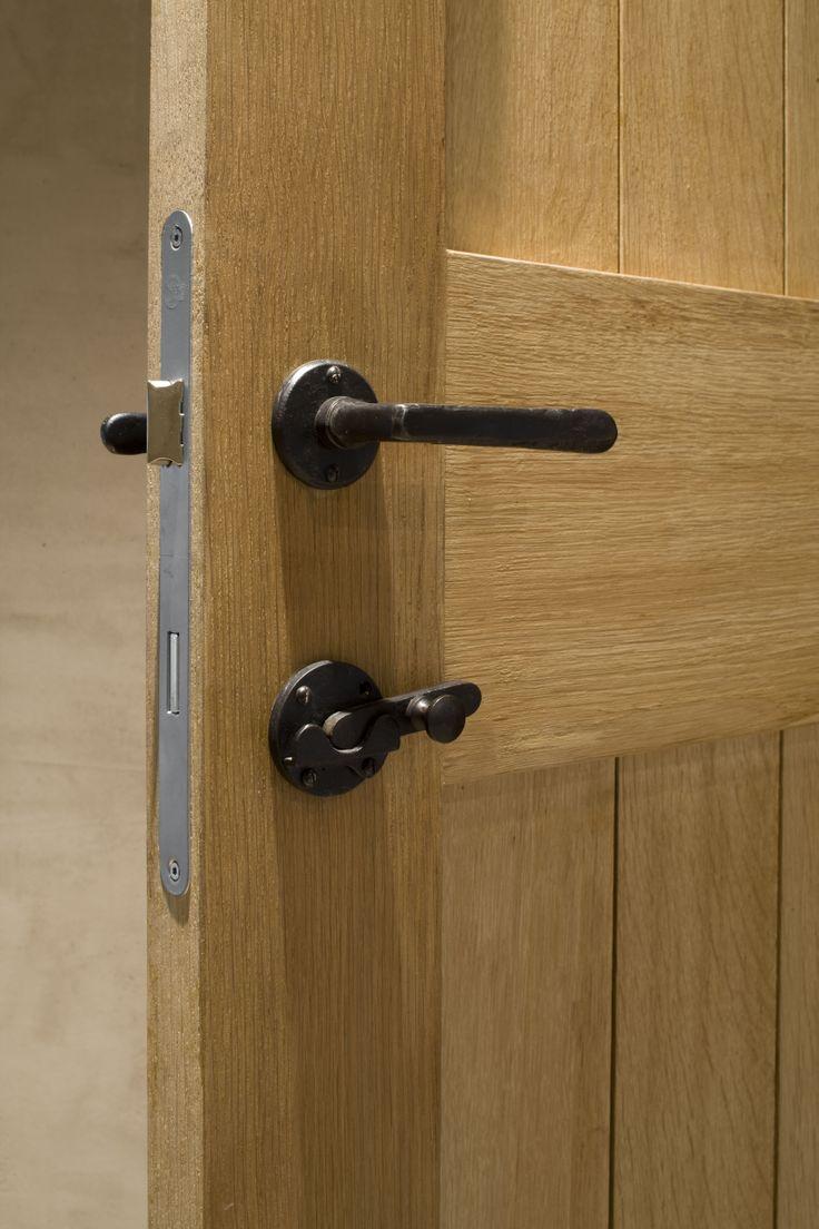 Klassieke deurkrukken interieur inrichting for Klinken voor binnendeuren