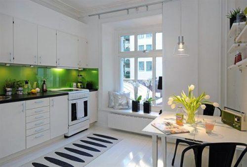 Glasplaat Keuken Foto : Glazen achterwand keuken Interieur inrichting