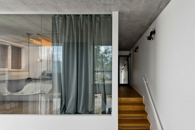 Houten Wandbekleding Slaapkamer : Slaapkamer echt houten anortiz for