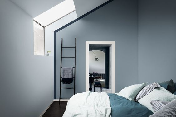 grijs-blauwe-muur-slaapkamer-2