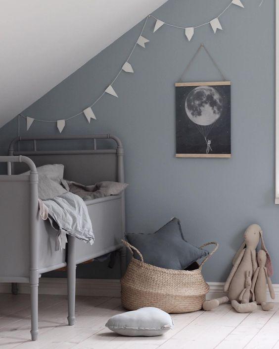 grijs-blauwe-muur-slaapkamer-3