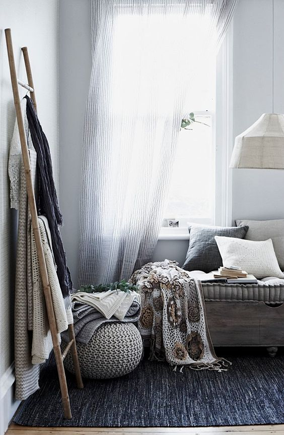 grijs interieur combineren