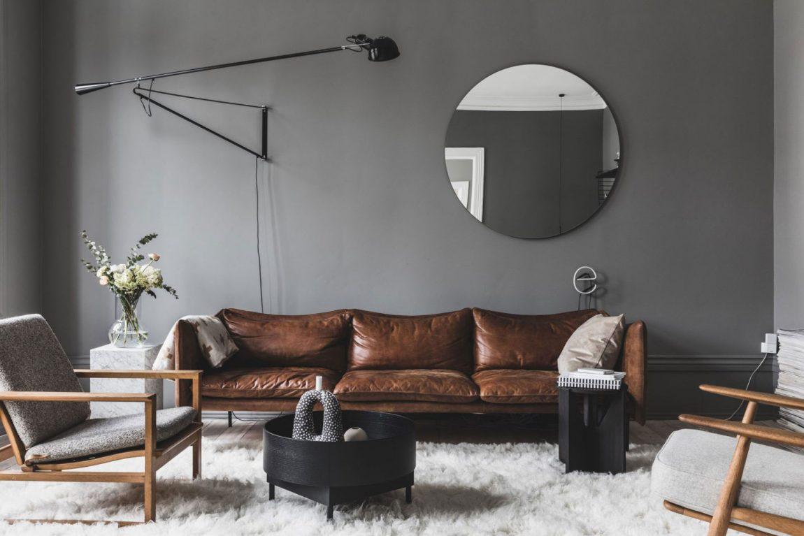 grijze muur combineren lichtgrijze muren