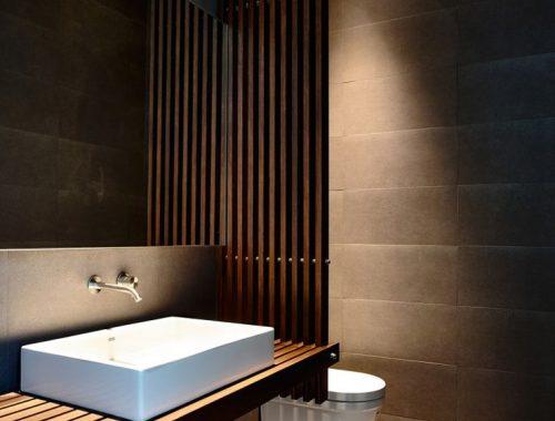 Groot luxe toilet