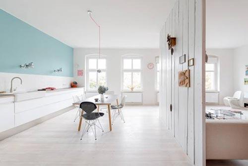 Keuken Grote Open : Grote half open keuken interieur inrichting